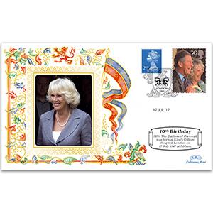 HRH Camilla, Duchess of Cornwall 70th Birthday