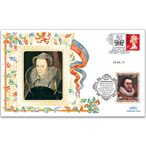 2017 450th Anniversary Mary Queen of Scots Forced to Abdicate