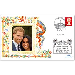 Engagement of HRH Prince Harry & Ms Meghan Markle