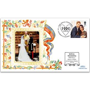 Royal Wedding of HRH Prince Harry & Ms Meghan Markle