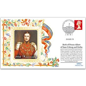 2019 Bicentenary of the Birth of Prince Albert of Saxe-Coburg Gotha