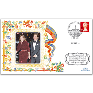 Engagement of Princess Beatrice & Edoardo Mapelli Mozzi