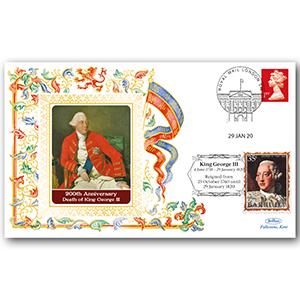 200th Anniversary Death of King George III