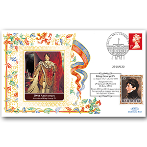 200th Anniversary Accession of King George IV