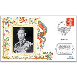 125th Anniversary Birth King George VI