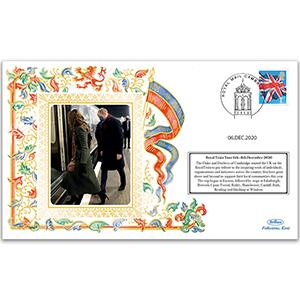 Duke/Duchess Cambridge Royal Train Tour