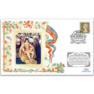 200th Anniversary Coronation King George IV