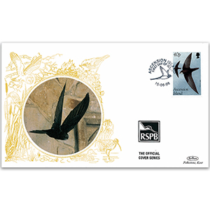 1998 Ascension Island - Swift - Benham RSPB Official