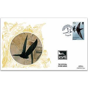 1998 Ascension Island - Swift - Benham RSPB Official