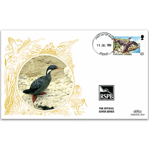 1998 Falkland Islands - Reg-Legged Shag