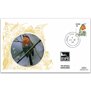 1999 Eire - The Robin RSPB Official