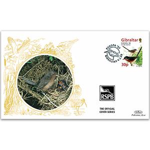1999 Gibraltar - Warbler