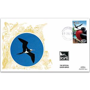1998 Niue - Frigate Bird