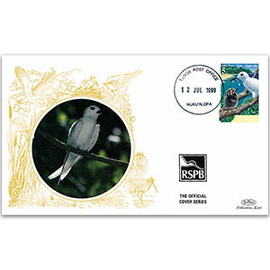 1999 Tonga - Fairy Tern - Benham RSPB Official