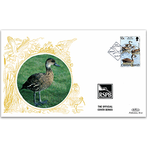 1998 Cayman Islands - Whistling Duck RSPB Official