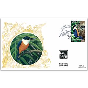 1999 Vanuatu - Kingfisher
