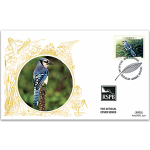 2000 Canada - Blue Jay - Benham RSPB Official