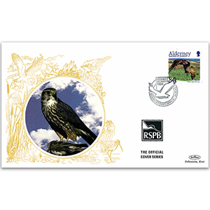 2002 Alderney - Merlin - Benham RSPB Official