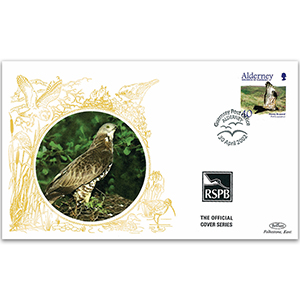 2002 Alderney - Honey Buzzard RSPB Official