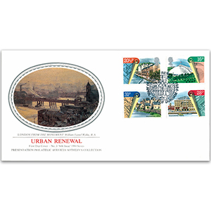 1984 Urban Renewal - Sotheby's Cover