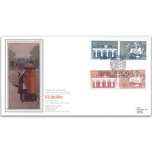 1984 Europa: 2nd European Parliamentary Elections - Sotheby's Cover