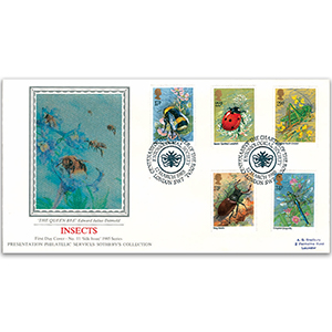 1985 Insects - Royal Entomological Society, London SW7 - Sotheby's Cover