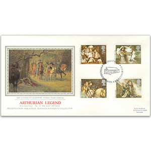 1985 Arthurian Legends - Sotheby's Cover