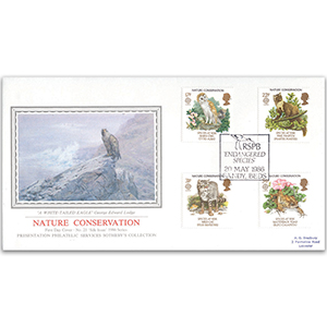 1986 Europa: Nature Conservation - Sotheby's Cover
