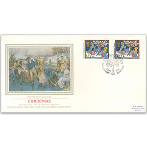 1986 Christmas - Sotheby's Cover