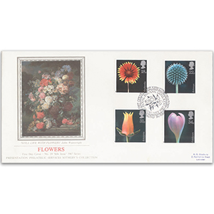 1987 Flowers - Sotheby's Cover