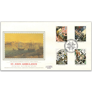 1987 St. John's Ambulance - Sotheby's Cover