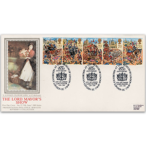 1989 Lord Mayor's Show - Sotheby's Cover