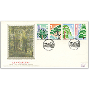 1990 Kew Gardens 150th - Sotheby's Cover