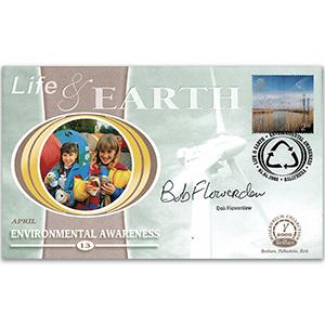 2000 Life & Earth: Environmental Awareness - Signed by Bob Flowerdew