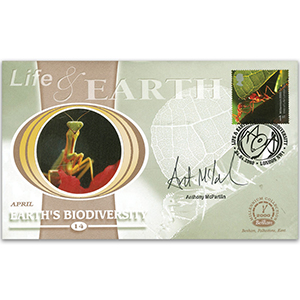 2000 Life & Earth - Signed by Anthony 'Ant' McPartlin