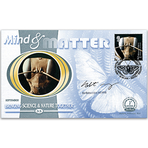 2000 Mind & Matter - Signed by Sir Robert May