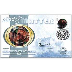 2000 Mind & Matter - Signed by Ian Rankin