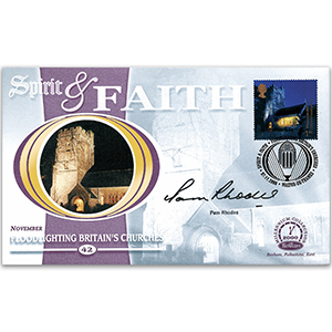 2000 Spirit & Faith - Signed by Pam Rhodes