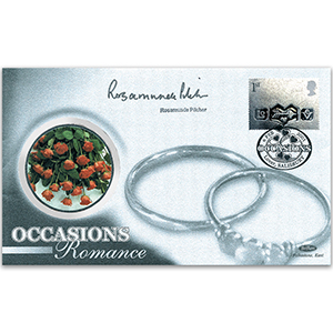 2001 Occasions: Romance - Signed by Rosamund Pilcher