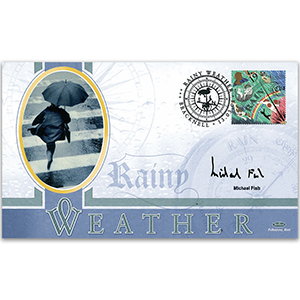 2001 Weather - Signed by Michael Fish