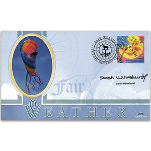 2001 Weather - Signed by Sarah Wilmshurst