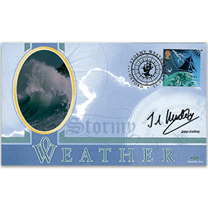 2001 The Weather - Signed by John Kettley