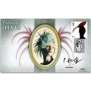 2001 Fabulous Hats - Signed by Pip Hackett