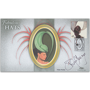 2001 Fabulous Hats - Signed Philip Treacy