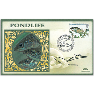 2001 Pondlife - Signed by Howie Watkins