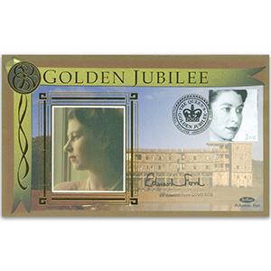 2002 Golden Jubilee - Signed Sir Edward Ford