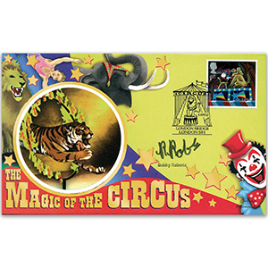2002 Europa: Circus - Signed by Bobby Roberts