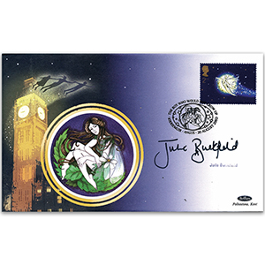 2002 'Peter Pan' Great Ormond Street Hospital 150th - Signed by Julie Buckfield
