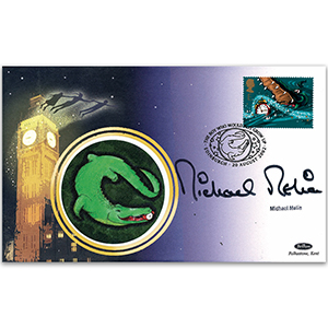 2002 'Peter Pan' Great Ormond Street Hospital 150th - Signed by Michael Melia
