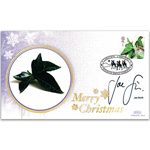 2002 Christmas - Signed by Joe Swift